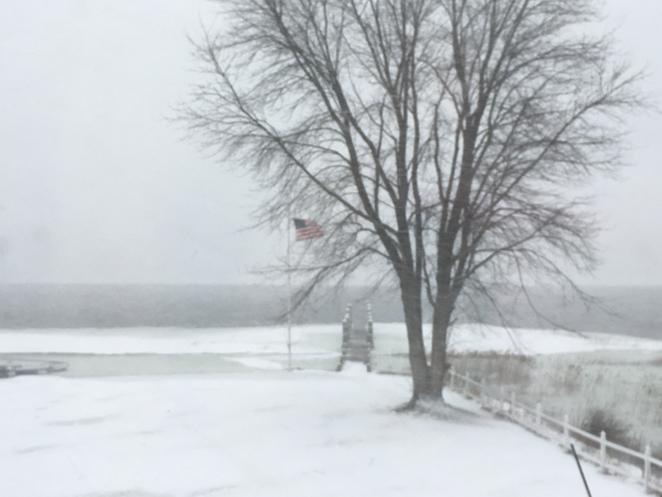 Narragansett, RI, January 2018
